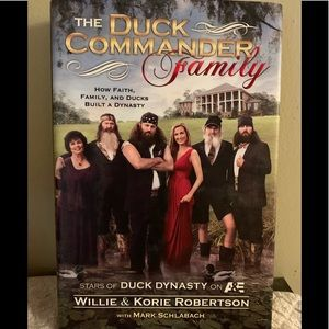 Duck Commander Family hardcover book